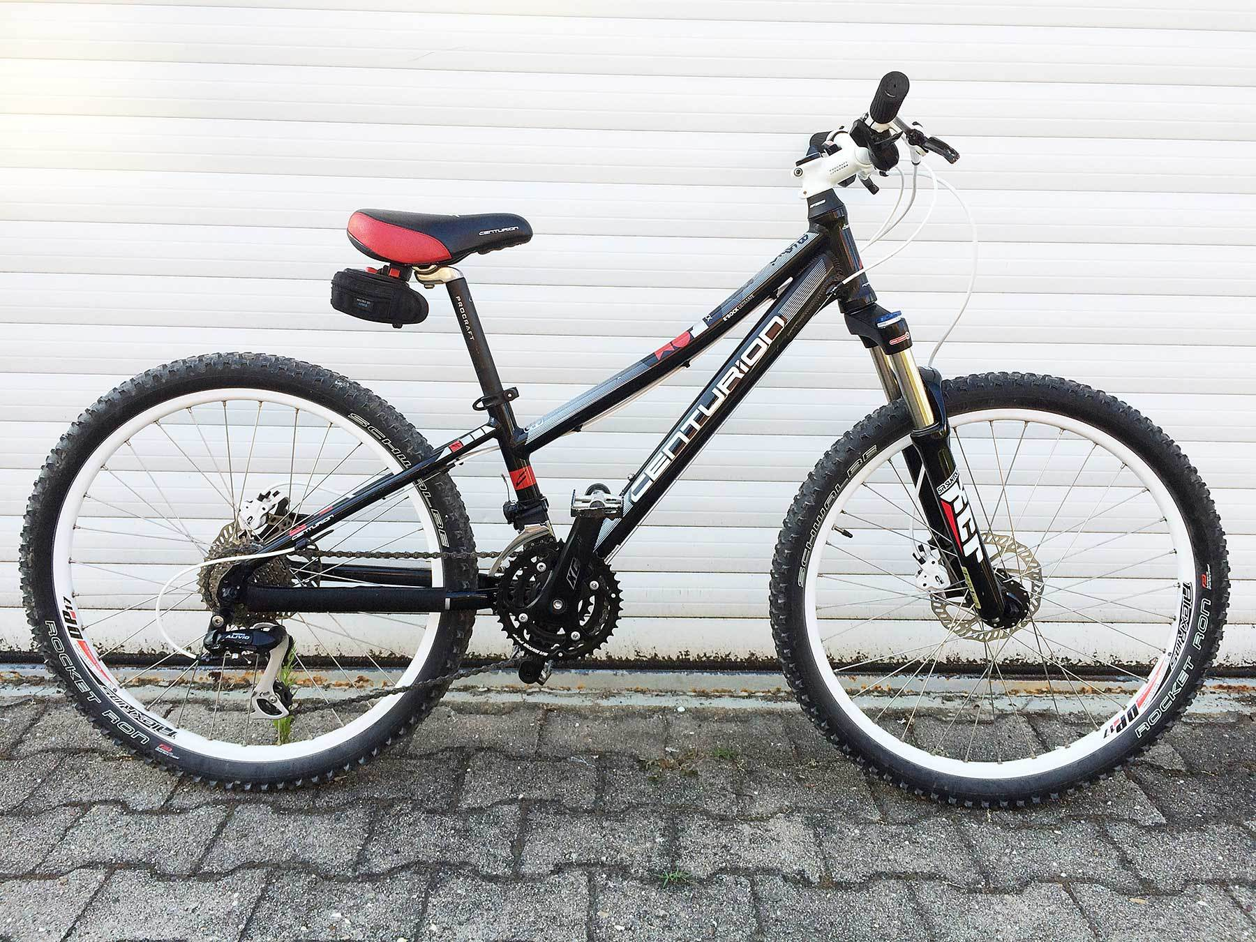 Kinder Cross-Country Hardtail
